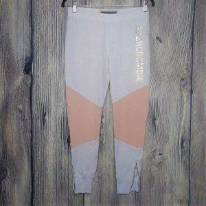 abercrombie and fitch joggers, size medium